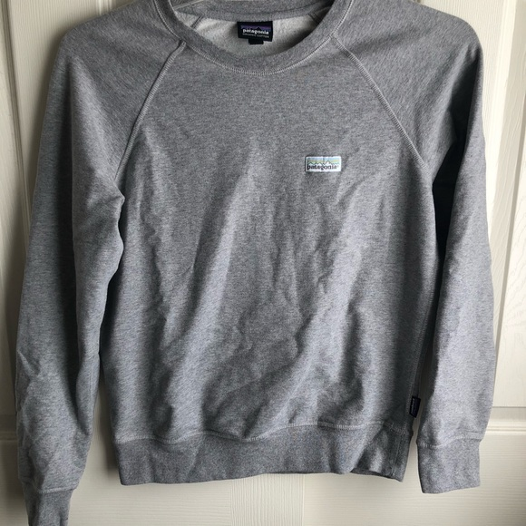 WOMENS PATAGONIA CREWNECK SWEATSHIRT - SMALL df5355c8f